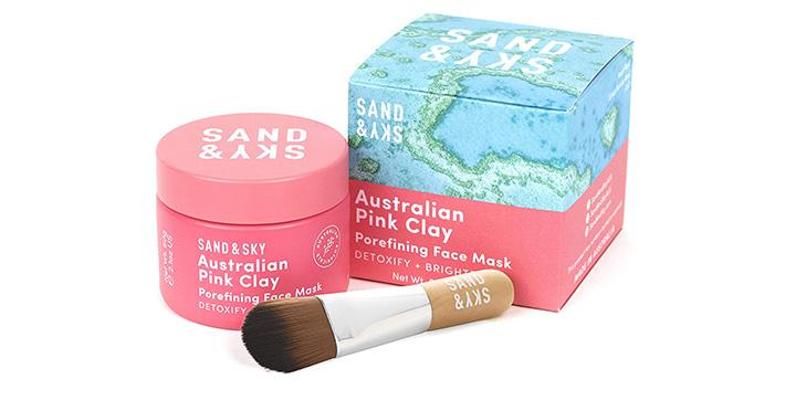 Sand & Sky Australian Pink Clay