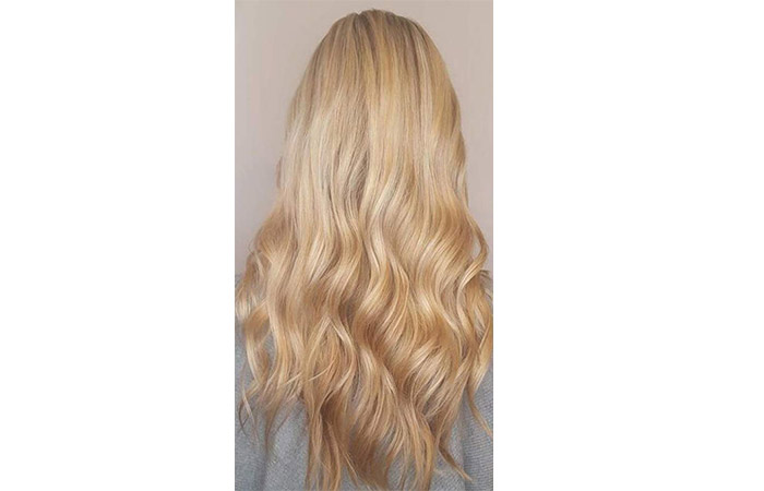 Sassina Tape In Hair Extension