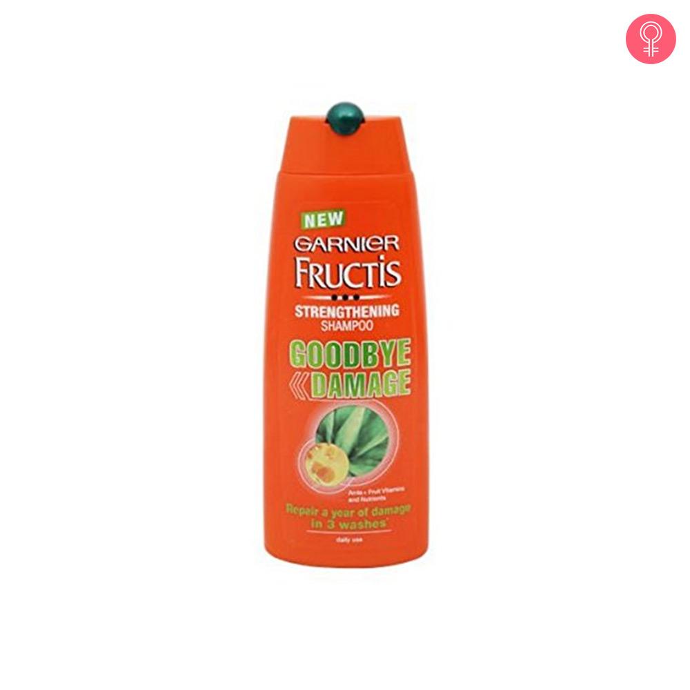 Garnier Fructis Strengthening Shampoo Goodbye Damage