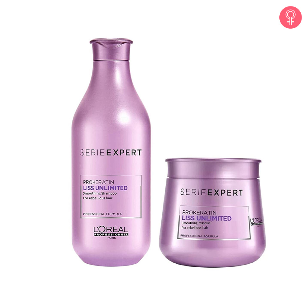L'Oreal Professionnel Liss Unlimited Shampoo
