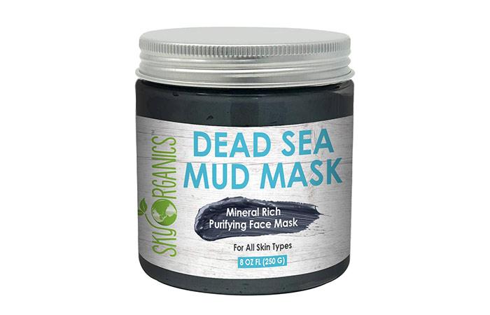 Sky Organics Dead Sea Mud Mask