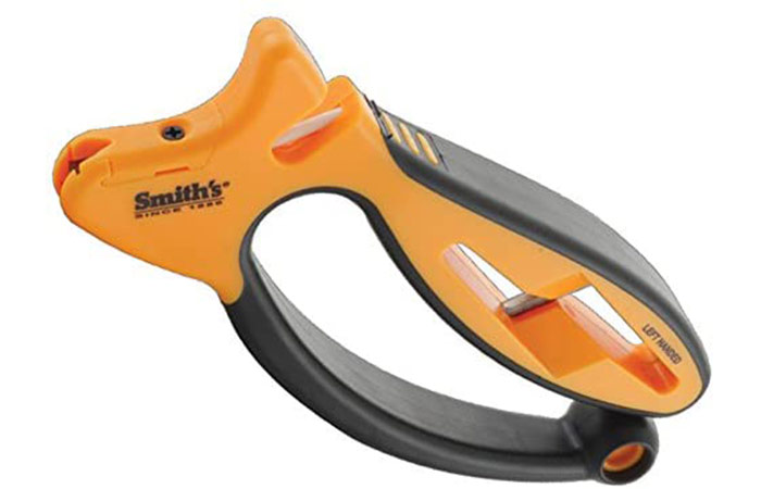 Smith's 50185 Jiffy-Pro Handheld Sharpener