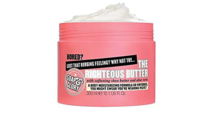 Soap & Glory The Righteous