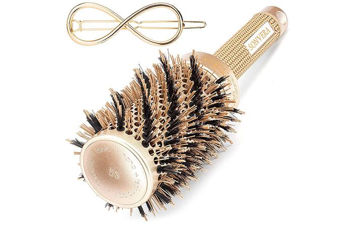 Sonvera Blow Dry Round Hair Brush