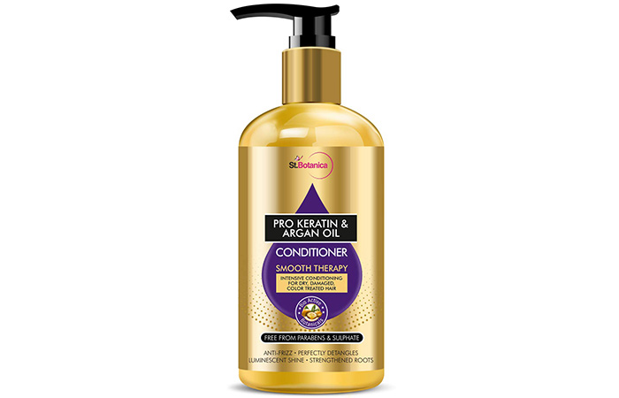 St. Botanica Pro Keratin & Argon Oil Smooth Therapy Conditioner
