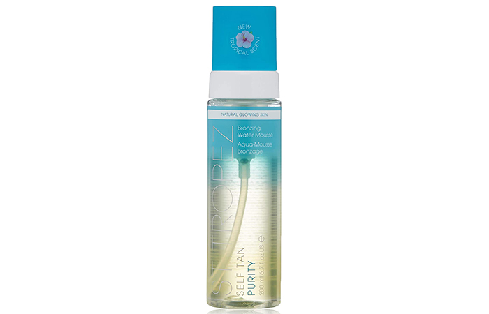 St. Tropez Self Tanning Bronzing Water Mousse