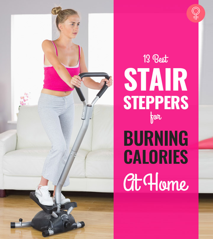 13 Best Stair Steppers For Burning Calories At Home – 2020