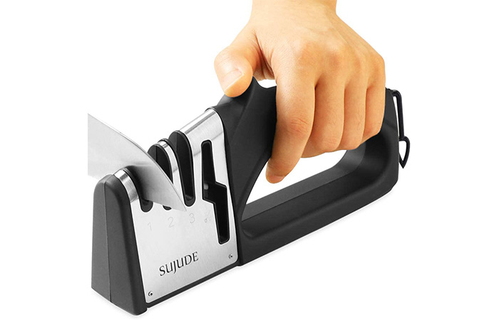 Sujude Knife and Scissor Sharpening Tool