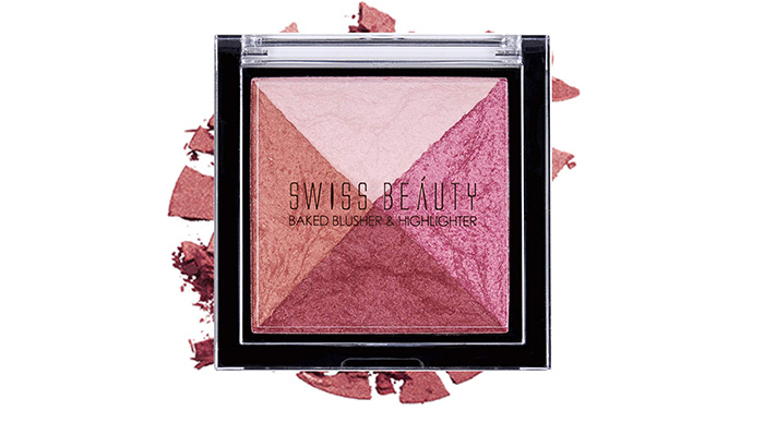 Swiss Beauty Baked Blusher