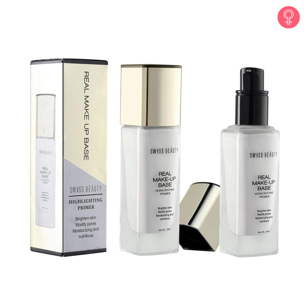 Swiss Beauty Real Makeup Base Highlighting Primer