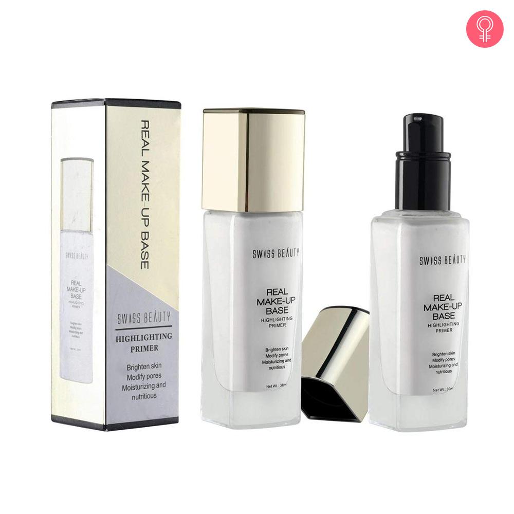 Swiss Beauty Real Makeup Base Highlighting Primer