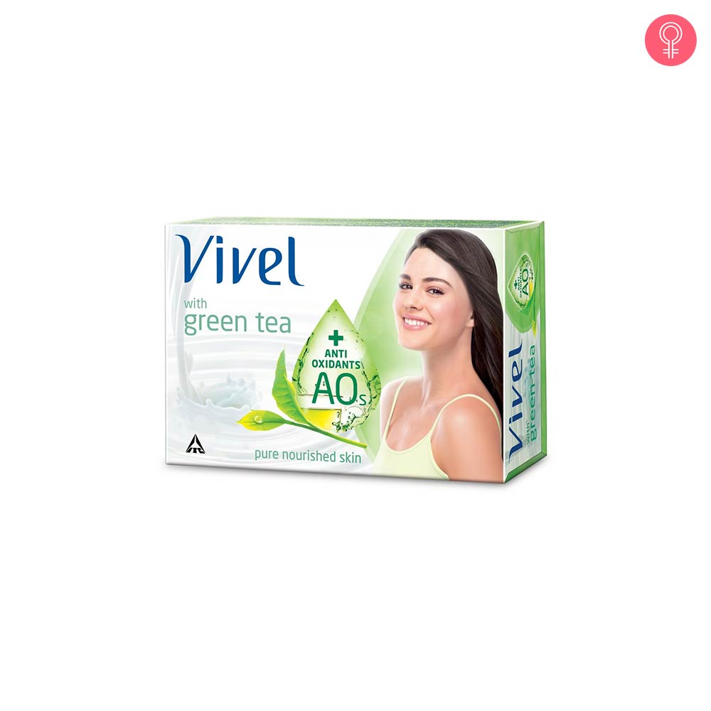 Vivel Green Tea Soap
