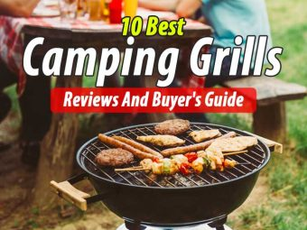 The 10 Best Camping Grills Of 2020 – Reviews And Buyer
