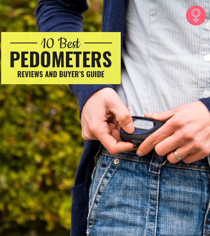 The 10 Best Pedometers Of 2021 – Reviews And Buyer's Guide