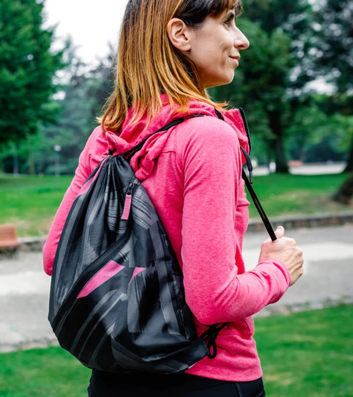 The 12 Best Drawstring Gym Bags (With A Buying Guide)