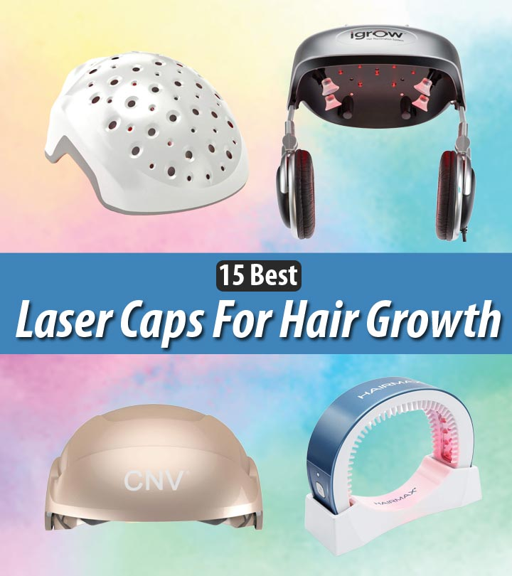 The 15 Best Laser Caps For Hair Growth of 2020