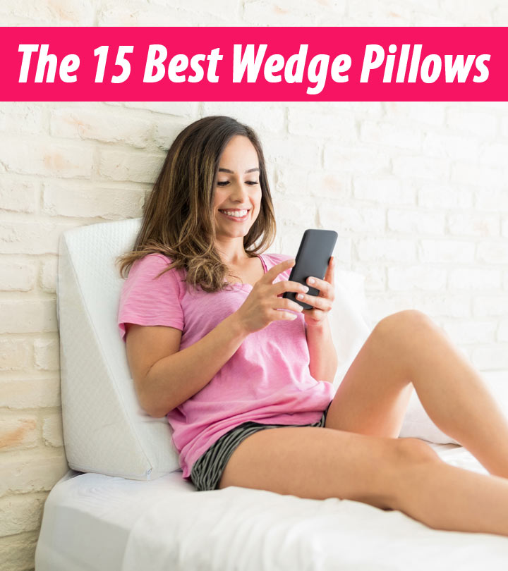The 15 Best Wedge Pillows