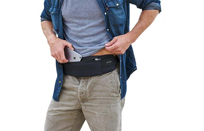 The Belt of Orion – Running Belt Waist Fanny Pack