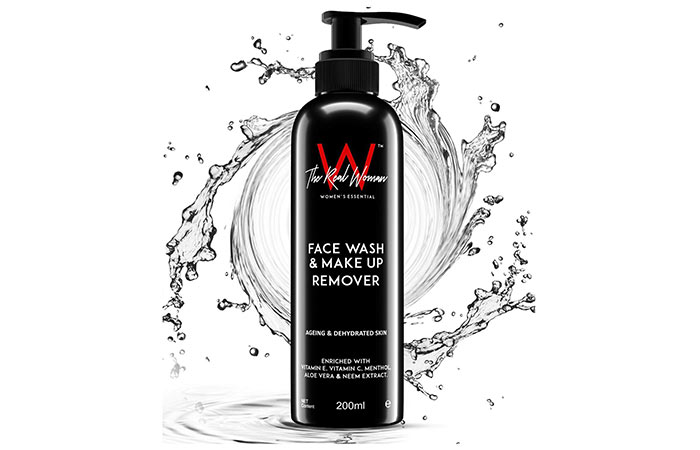 The Real Women Face Wash & Makeup Remover