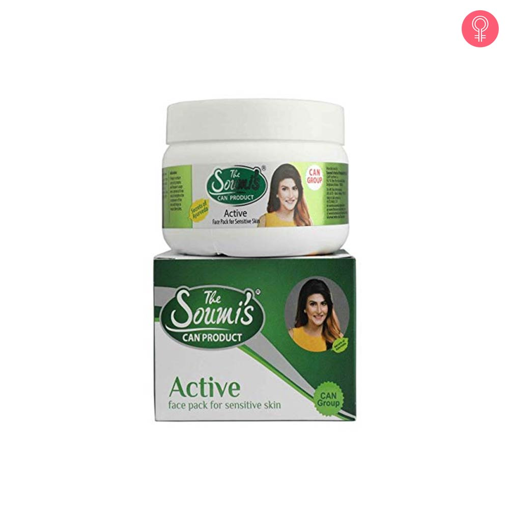 The Soumi's Can Product Active Face Pack