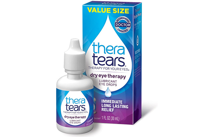 Theratears Dry Eye Therapy Lubricant