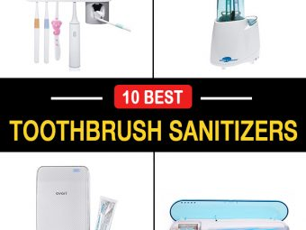 10 Best Toothbrush Sanitizers