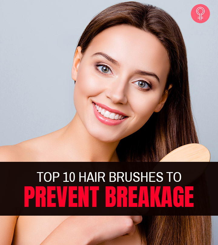 Top 10 Hair Brushes To Prevent Breakage – 2021