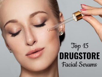 Top 15 Drugstore Facial Serums