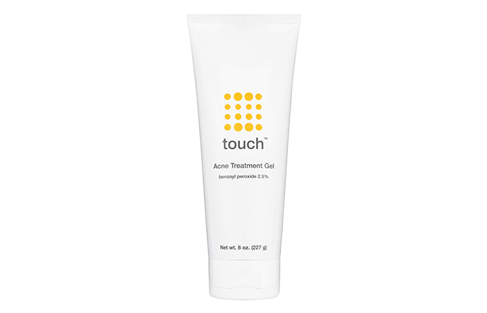 Touch Acne Treatment Gel