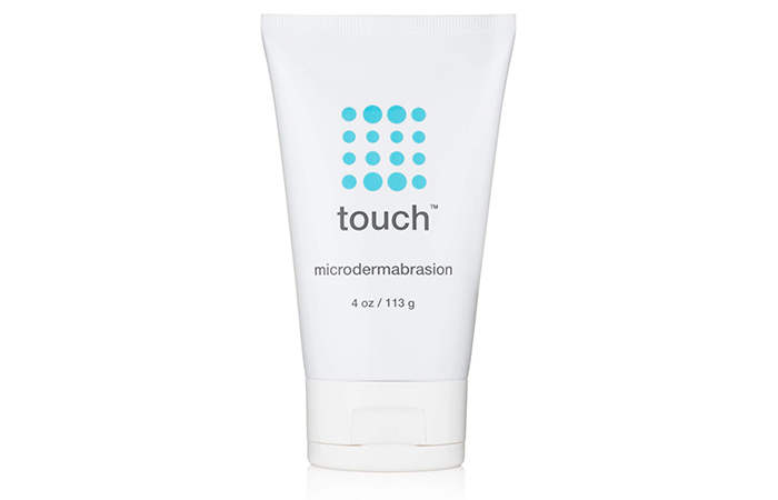 Touch Microdermabrasion Facial Scrub