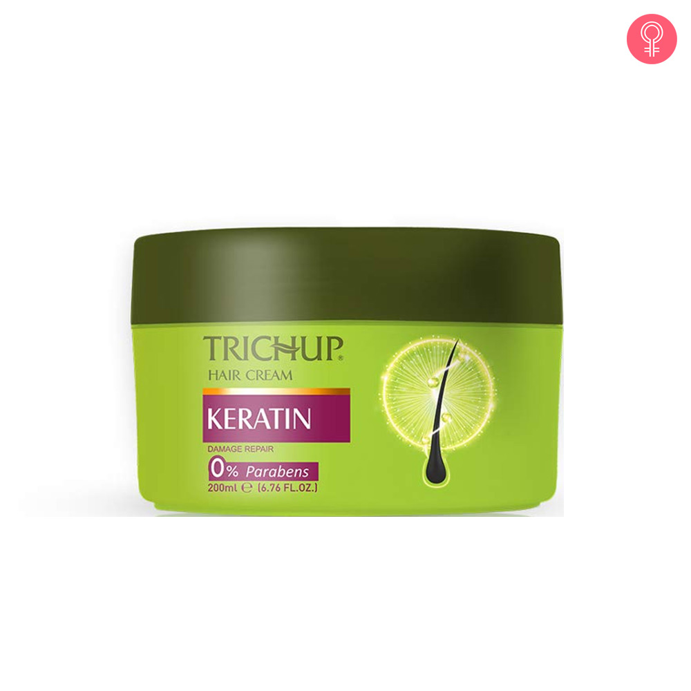 Trichup Keratin Hair Cream