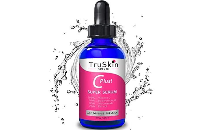 TruSkin Vitamin C-Plus Super Serum