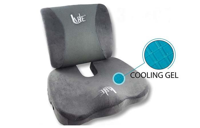 U-Are Cool Gel Memory Foam Seat Cushion