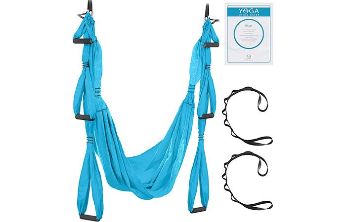 UpCircleSeven Aerial Yoga Swing Set