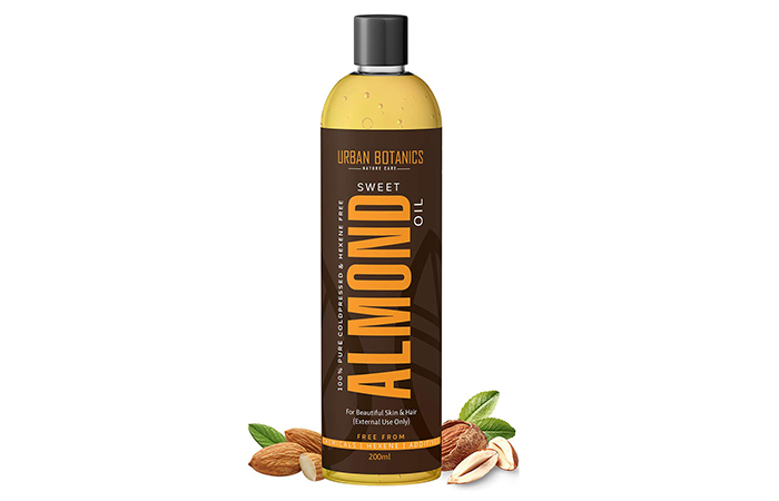 Urban Botanics Sweet Almond