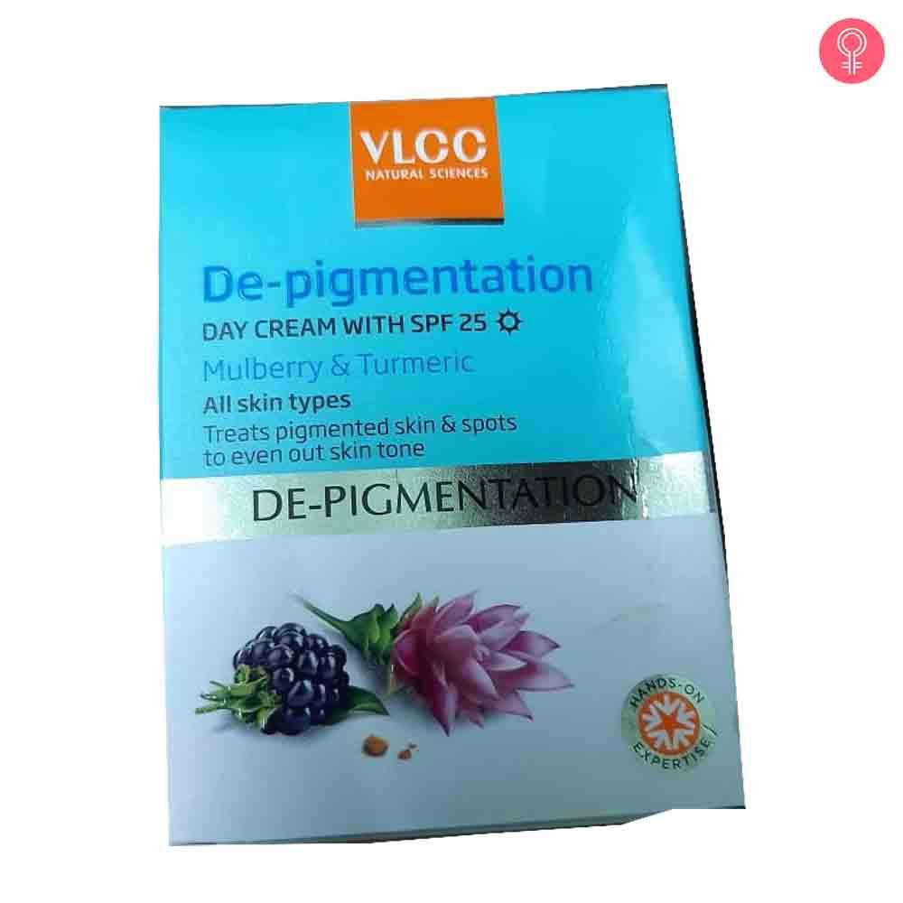VLCC De-pigmentation Day Cream