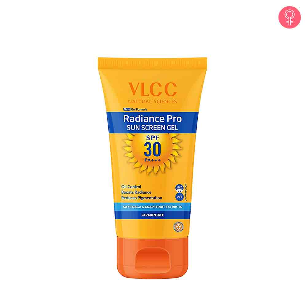 VLCC Radiance Pro Sun Screen Gel SPF 30
