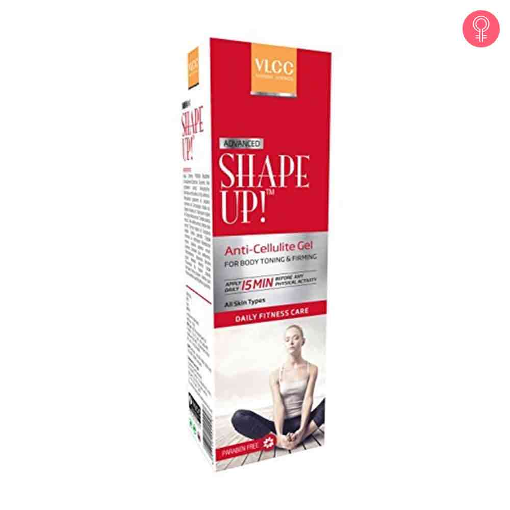 VLCC Shape Up Anti Cellulite Gel