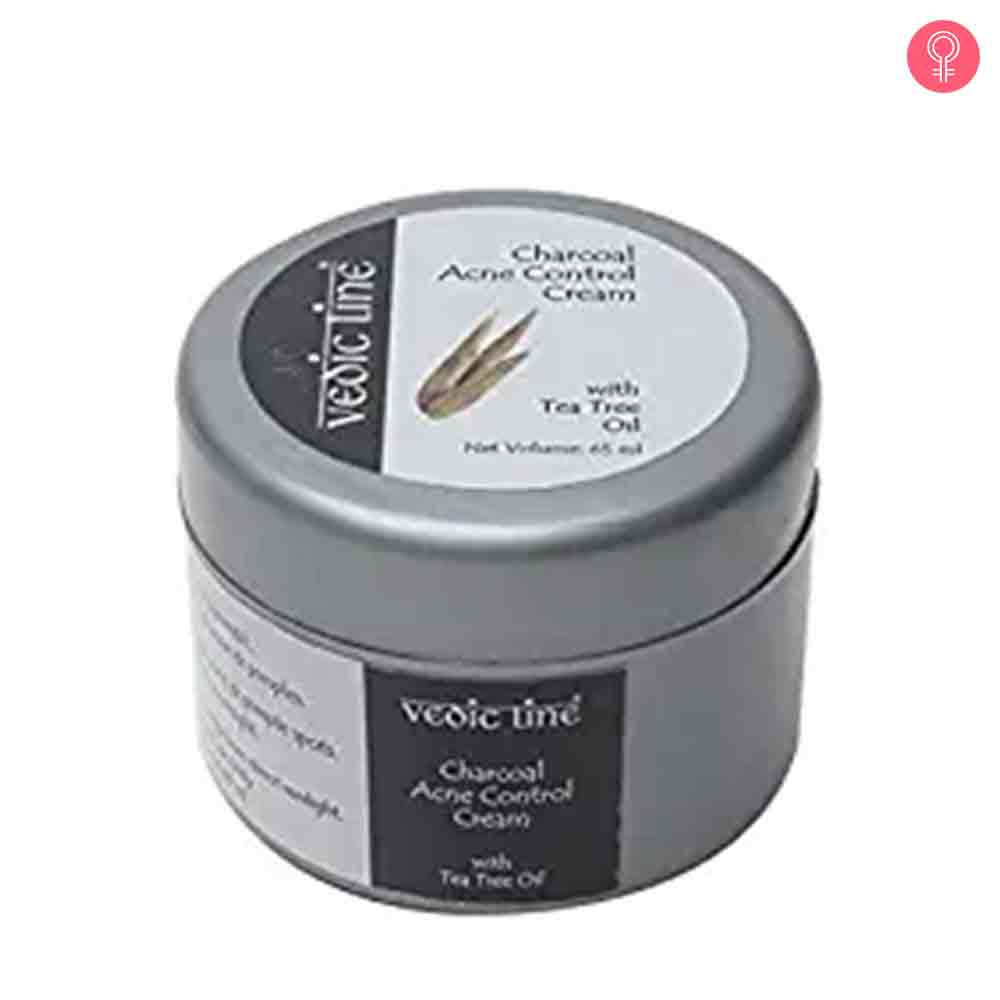 Vedic Line Charcoal Acne Control Cream