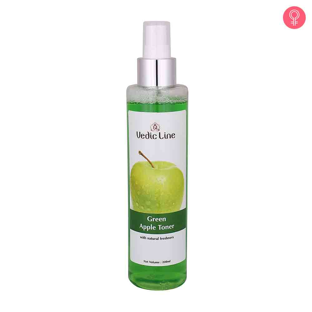 Vedic Line Green Apple Toner