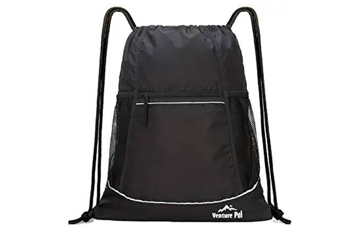 Venture Pal Packable Drawstring Sports Gym Bag