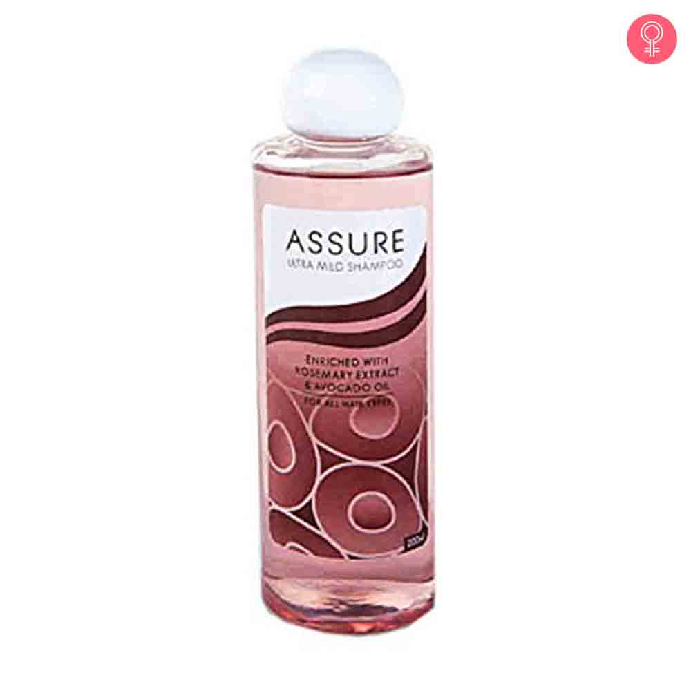 Vestige Assure Ultra Mild Shampoo