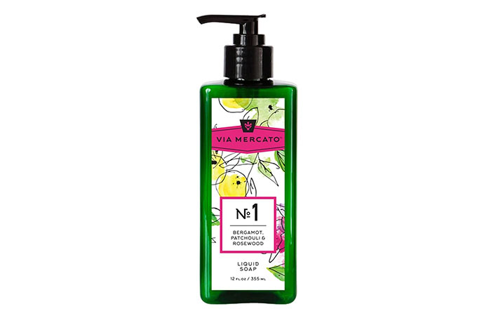 Via Mercato Liquid Soap