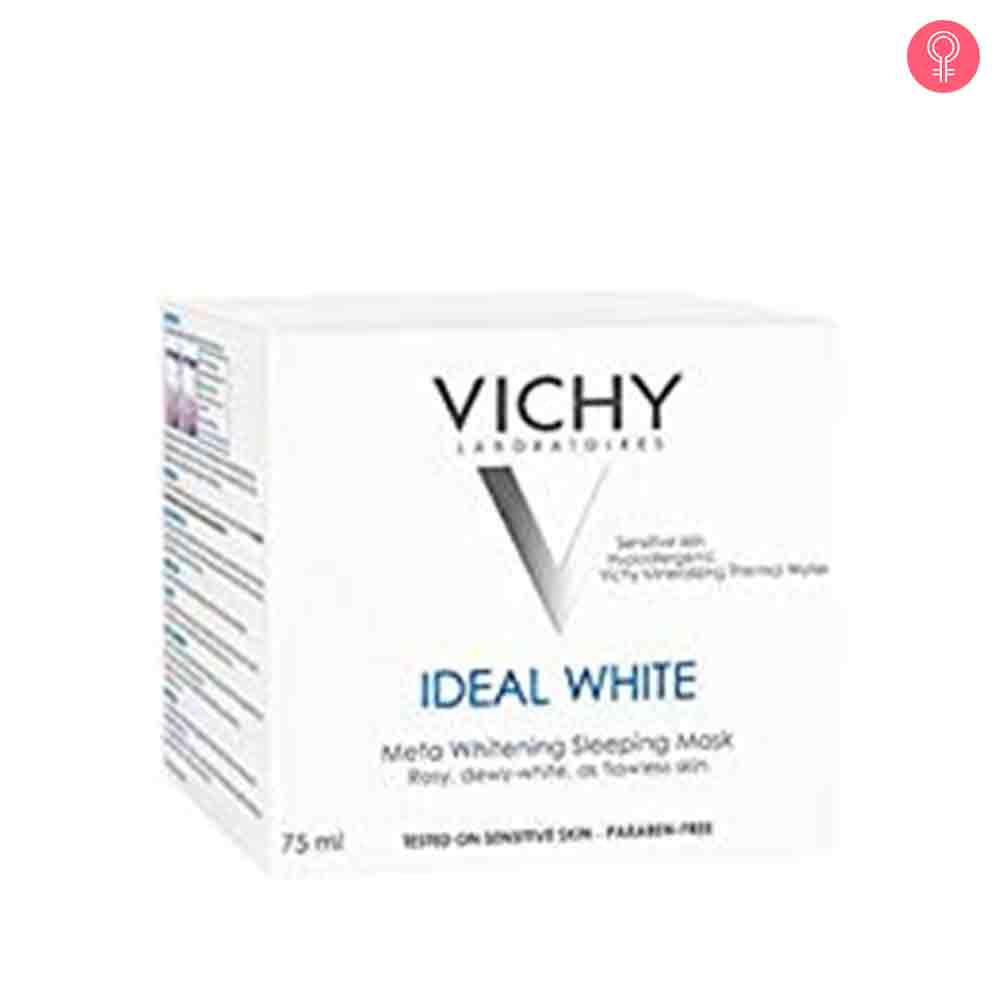 Vichy Ideal White Meta Whitening Sleeping Mask