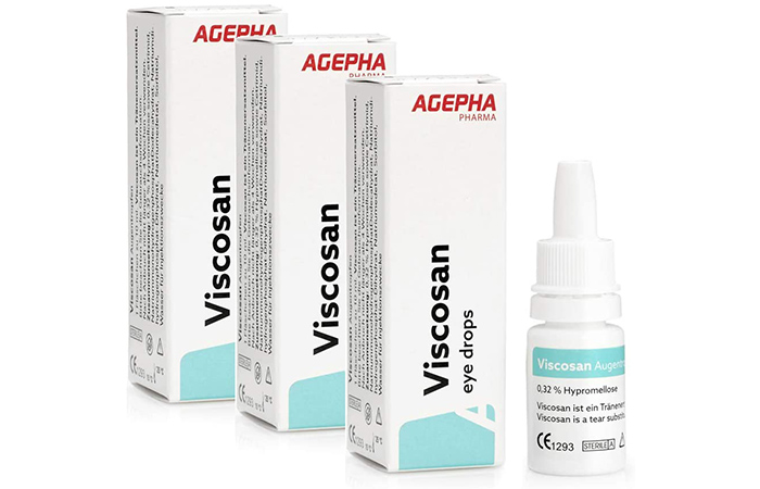 Viscosan Eye Drops
