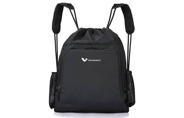 Vorspack Drawstring Gym Bag