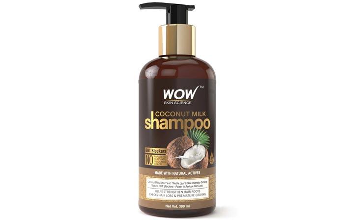 Wao Coconut Milk Shampoo