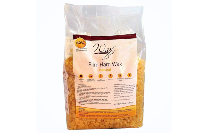 Wax Necessities Film Hard Wax Natural