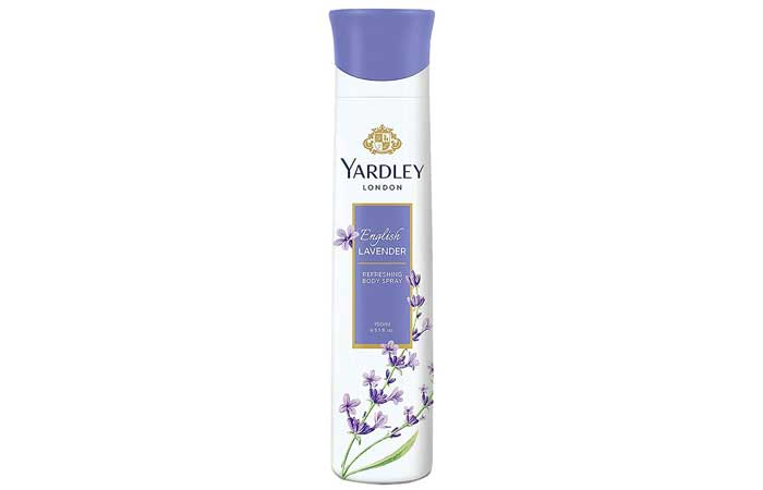 Yadle English Lavender Body Spray