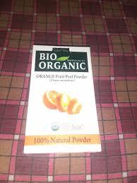 Indus Valley Bio Organic 100% Herbal Orange Peel Powder -Pros and cons-By trisha_kumari